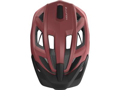 Abus MountZ - Cykelhjelm - Rød