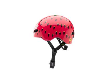 Nutcase - Baby Nutty MIPS - Cykelhjelm med skaterlook - Very Berry Gloss  - 48-52 cm