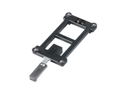 Basil MIK Adapter plate - Adapterplade med lås til MIK kombination