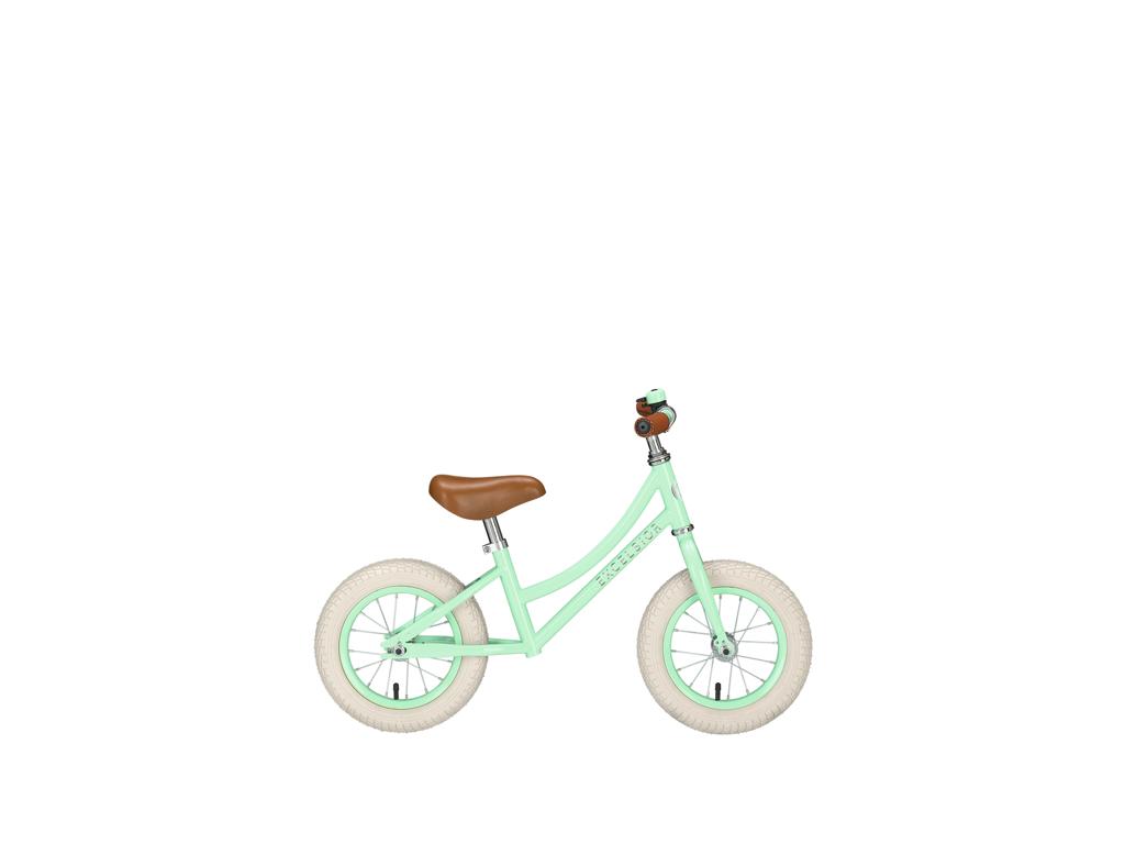 """Billede af EXCELSIOR - Retro løbecykel - 12"""" hjul - Light green"""