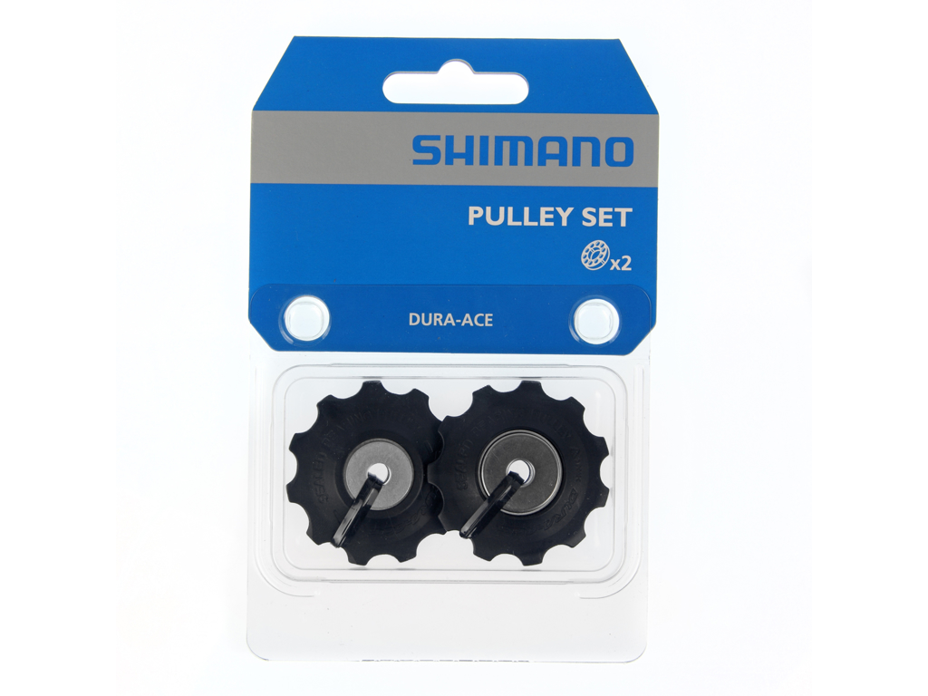 Tension & Guide Pulley Set