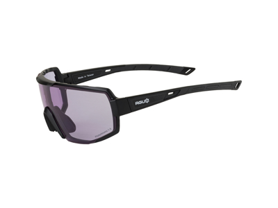 AGU - Bold - Sports- og Cykelbrille - Photokromisk linse - Mat Sort
