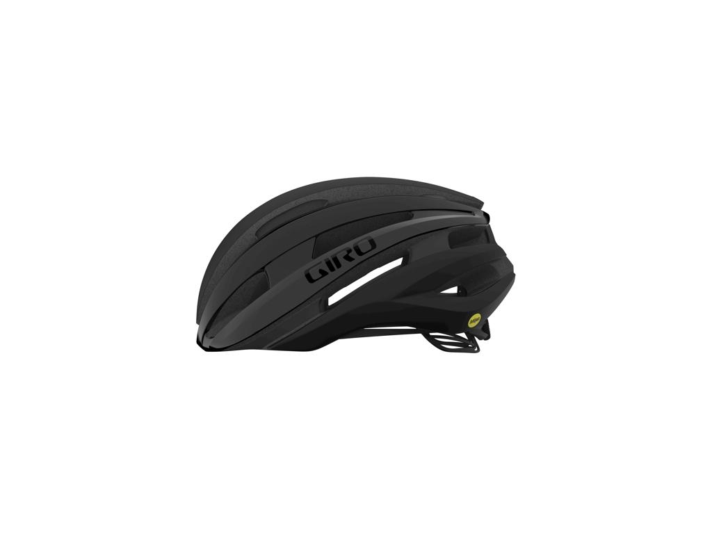 Giro Synthe Mips II - Cykelhjelm Road - Sort