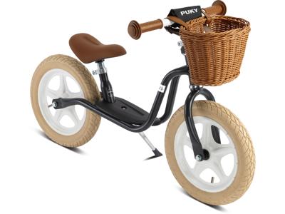 Puky - LR 1 L Classic - Løbecykel fra 3 år - Sort