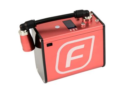 Fumpa - Kompressor med Manometer DV/FV - 120psi - 380g