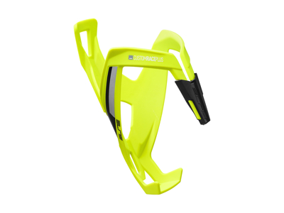 Elite Custom Race+ - Flaskeholder - Yellow Fluo Black graphic