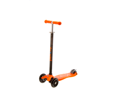 Micro Maxi Classic - Løbehjul med tre hjul - Orange
