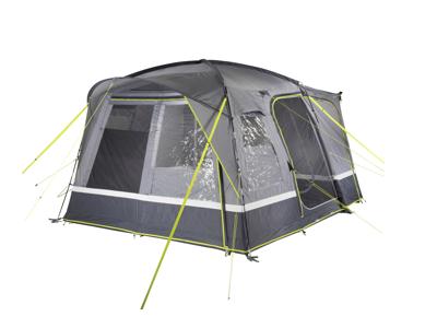 High Peak Tour 2.0 - 2 personers telt - Grå/lime