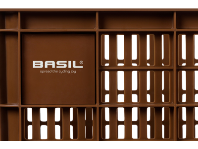 Basil Crate M - Plast kurv - Til opbevaring eller bagagebærer