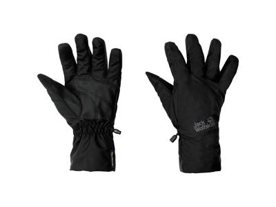 Jack Wolfskin Texapore Basic - Vinter handske - Sort