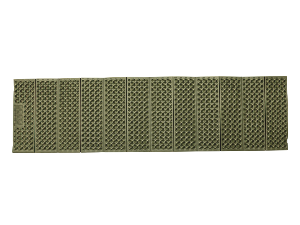 Robens ZigZag Slumber - Liggeunderlag - 180 x 50 x 2.0 cm - Grøn