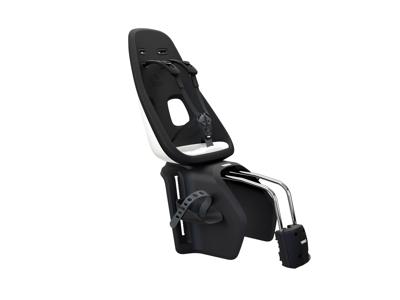 Thule Yepp Nexxt Maxi - Cykelstol med 5-punktssele - Stelmonteret - Sort/hvid