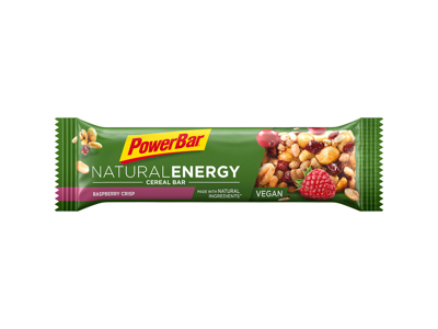 Powerbar Natural Energy - Hindbær Knas