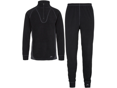 Trespass Thriller - Baselayer set - Sort