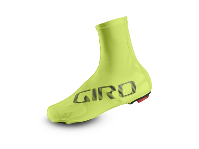 Giro Aero - Skoovertræk - Ultralight - Road - 46-50 (XL) - Neon gul