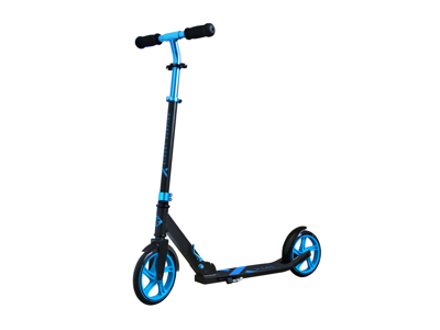 Streetsurfing 200 - Løbehjul med 200mm hjul - Electro blå