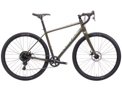 Kona Libre AL - Gravel Bike - 11 Gear - Grågrøn