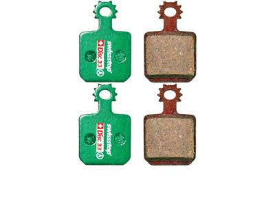 Swissstop Disc 33 - Bremseklodser til Magura MT5, MT7 4 stempler