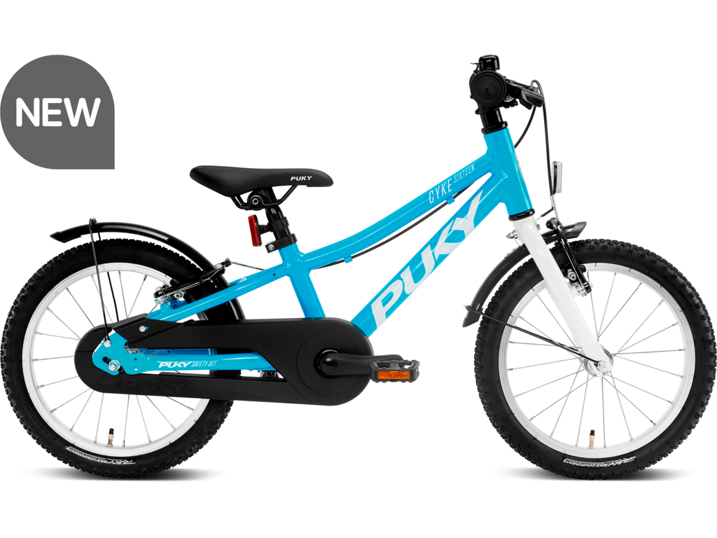 Puky Cyke - Børnecykel - Alu med friløb - Blue/white