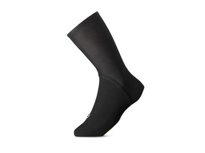 Assos Spring Fall Booties - Dragkedjefritt skoöverdrag - Svart