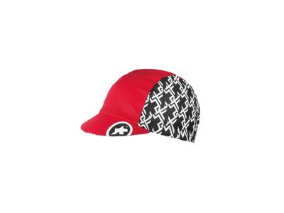 Assos Assosoires GT Cap - Kasket - Rød - One Size