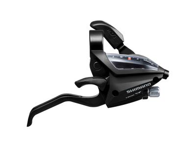 Shimano Altus - Switch grepp ST-EF5002 - Rätt för 7 kugghjul med 7 växlar