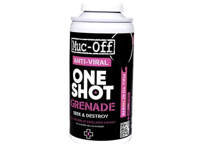Muc-Off - One Shot - Anti-Viral Grenade