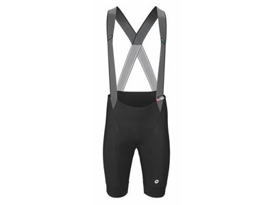 Assos MILLE GT Summer Bib Shorts c2 GTS - Cykelshorts - Svart