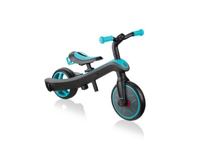 Globber Trike Explorer - Løbecykel 2 in 1