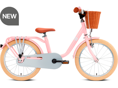"Puky - Classic 18 - Børnecykel 18"" - Alu - Retro rosé"