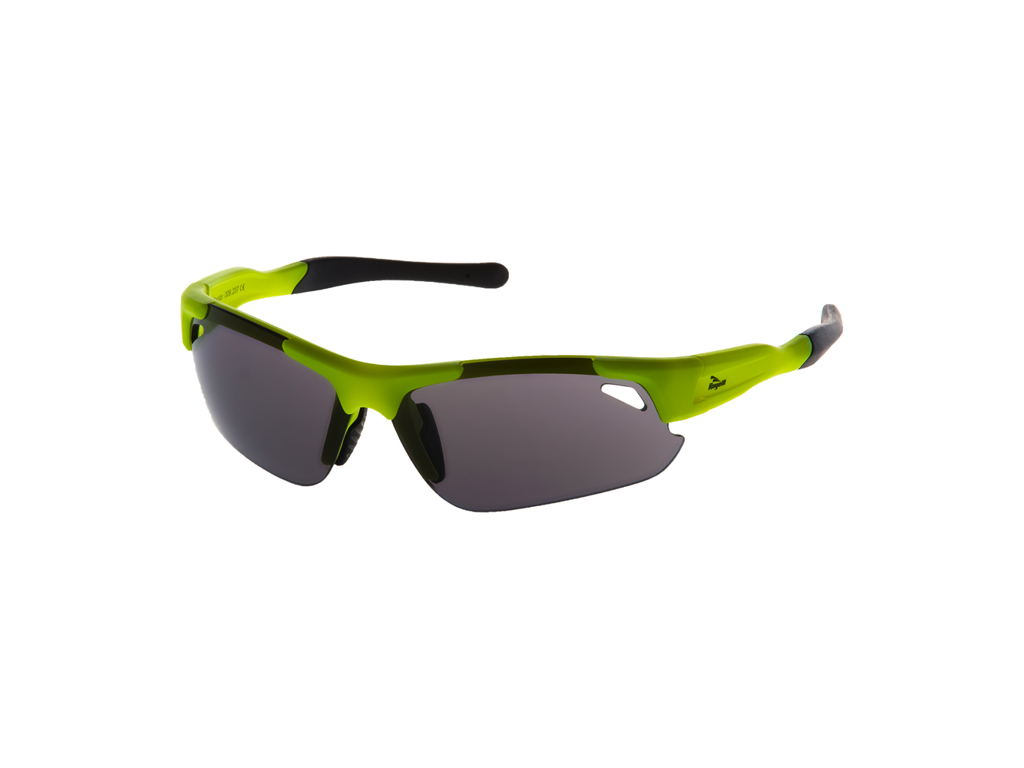 Image of   Rogelli Raptor - Cykelbrille - TR-90 - Smoke linse - Gul