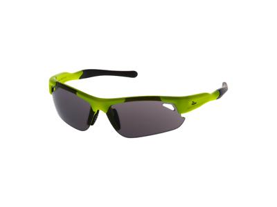 Rogelli Raptor - Cykelbrille - TR-90 - Smoke linse - Gul