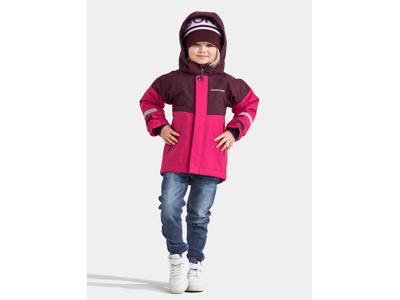 Didriksons - Lun - Kids Jacket 2 - Lilla