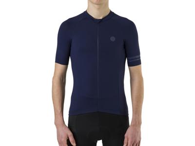 AGU - Solid - Cykeltröja med kort ärm - Blå