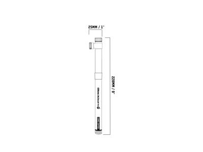 Blackburn Mini Core - Co2per - Co2 pumpe samt håndpumpe