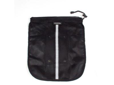 Ortlieb Mesh-Pocket - Monteres på siden af taske - Foldbar - Sort