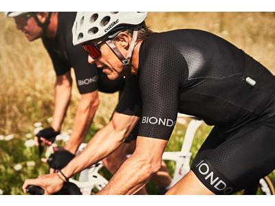 Il Biondo Road Warrier - Cykeltrøje - Strike 2.0 Touring - Herre - Sort