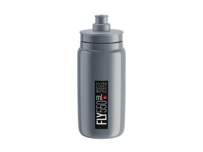 Elite Fly - Drikkedunk 550ml - 100% Biologisk nedbrydelig - Grå med Sort logo