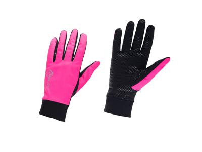 Rogelli Laval - Cykelhandsker Dame - Fall/Vinter - Pink