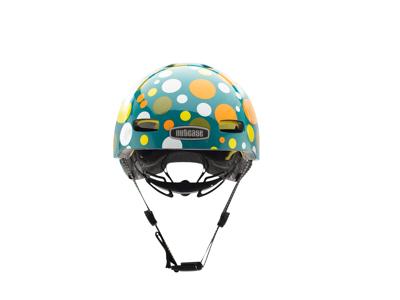 Nutcase - Street MIPS - Sykkelhjelm med skaterlook - Polka Face
