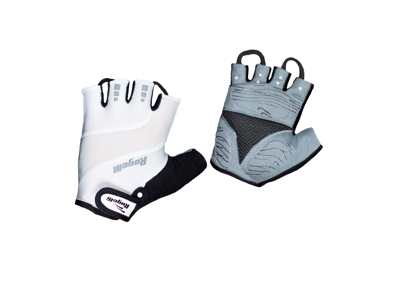 Rogelli Phoenix - Cycling Glove - Dynacool - White