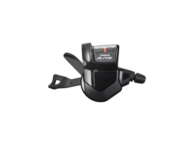 Shimano Alfine - Skiftegreb til 11 gear indvendige gear - Sort