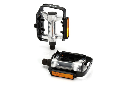 XLC - Pedal PD-M03 - MTB/Citybike - Sort/Sølv
