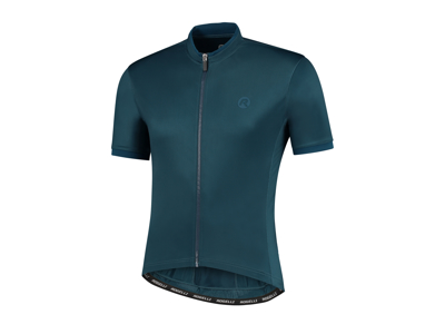 Rogelli Essential - Cykeltrøje - Korte ærmer - Blå