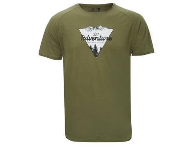 2117 OF SWEDEN Apelviken - T-Shirt - Grøn