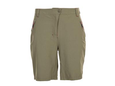 Trespass Brooksy - Dame Shorts - Grøn