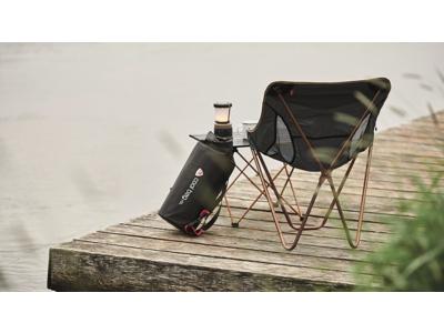 Robens Cool Bag - Køle- og vandtæt taske - 10 liter - Sort