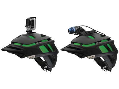 Smith Mount Kit til Forefront 2 - Virker til GoPro