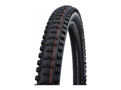 Schwalbe Big Betty - Evolution Line Foldedæk - 27,5x2,40 (62-584) E-50 - Sort