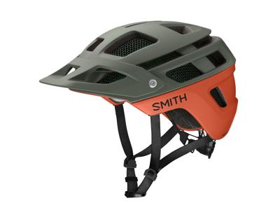 Smith Forefront 2 Mips - Cykelhjelm - Mat Grå/Orange